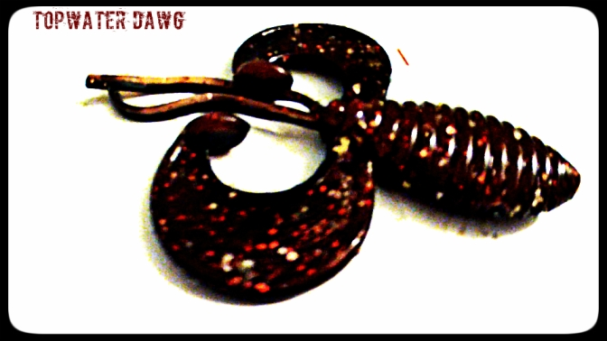 topwater dawg, d&m custom baits, bass fishing, topwater lures