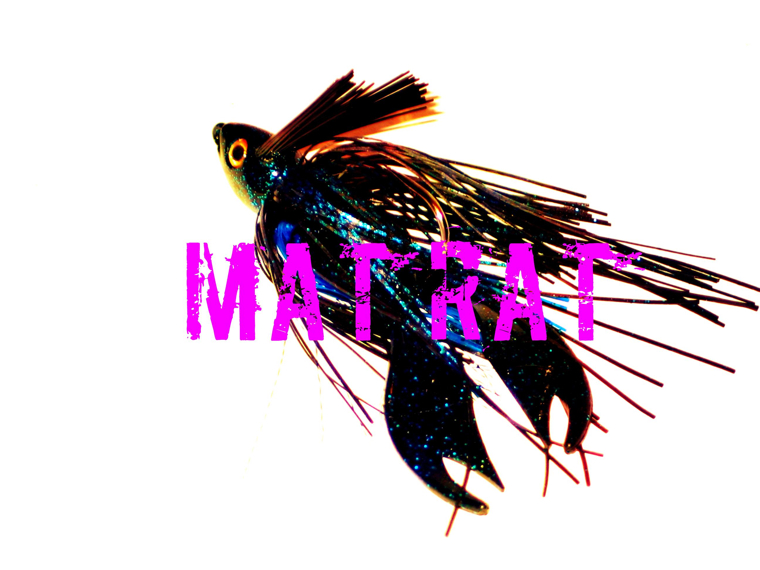 d&m custom baits mat rat