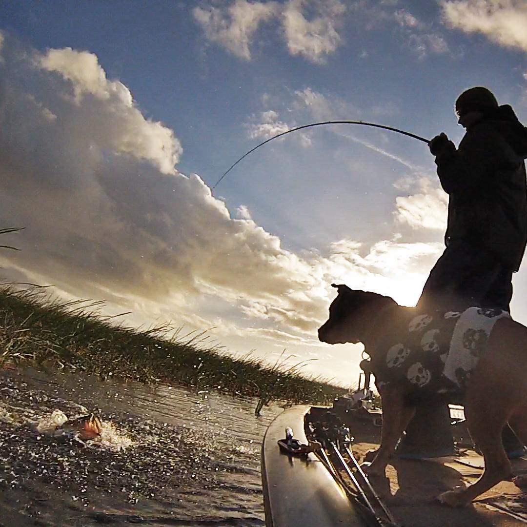 flipping mats for bass fishing
