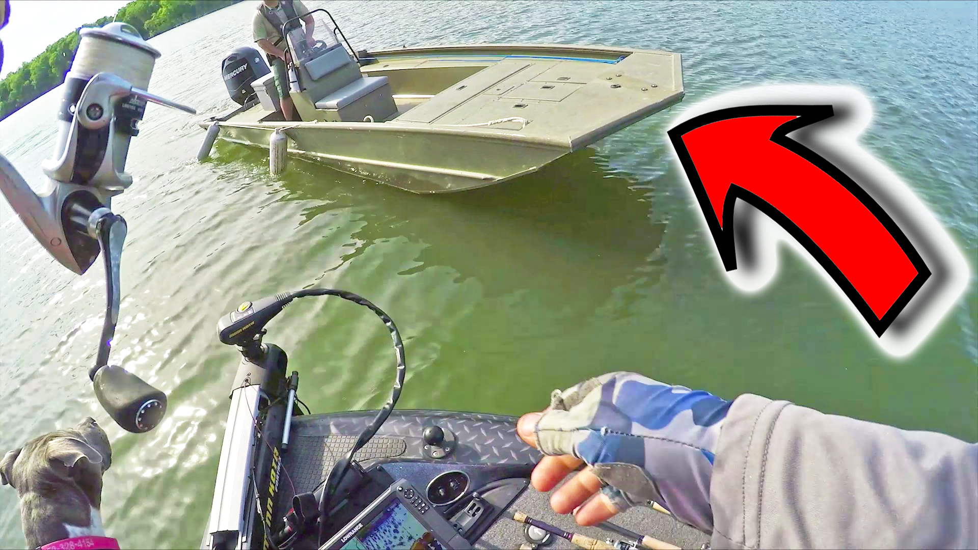 Police Stopped Us And The Bass Started Biting Lojo Fishing Challenge Mikeybalzz Fishing